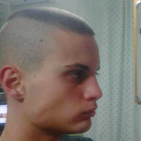 A Picture Of A Woman With A High And Tight Haircut Illustrating How This  Male Haircut
